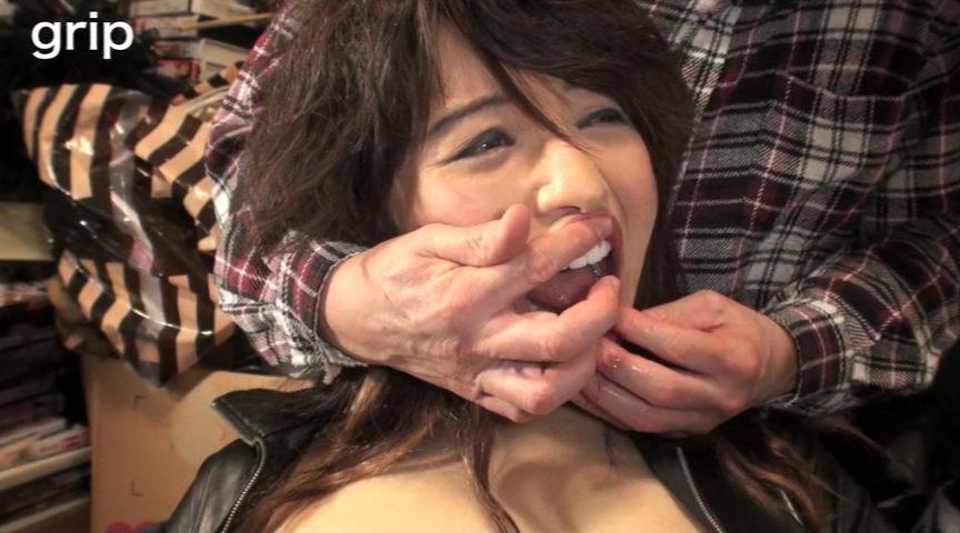 屈辱の換金奴隷生活!咀嚼や口腔ほぐし、電マ歯責めで顔面崩壊の鏡らん